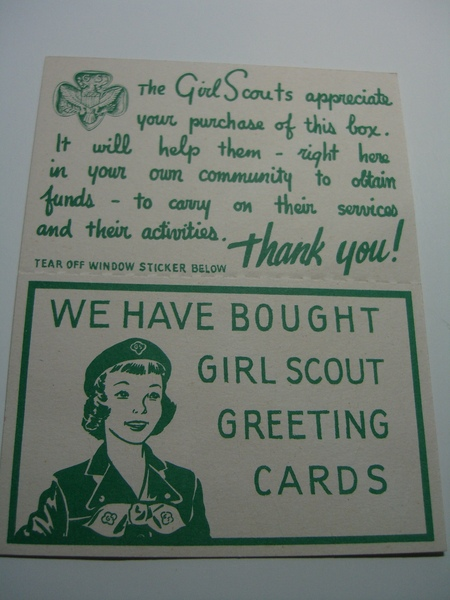 girl scout christmas cards 001 booksandbuttons