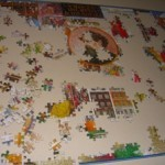 Charles Dickens jigsaw puzzle ©booksandbuttons