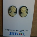 Two new plastic ladies by JHB Creations --still on store shelves?