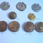 Buttons L'Aiglon or Sarah Bernhardt ©booksandbuttons