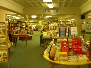 Doylestown Bookshop, 16 S. Main St, Doylestown PA ©booksandbuttons