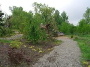 Paxson Hill Farm, mystery building . . .©booksandbuttons