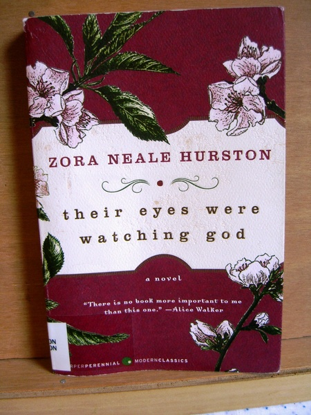 the life of janie in their eyes were watching god a novel by zora neale hurston Buy their eyes were watching god by zora neale hurston from amazon's  fiction books  free uk delivery on book orders dispatched by amazon over £ 10  their eyes were watching god represents the life of janie, a black  women.