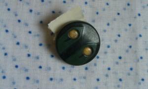 """""""mystery button"""" ©booksandbuttons"""