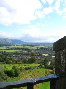 View from Stirling Castle©booksandbuttons
