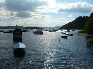 Loch Lomond, Scotland ©booksandbuttons