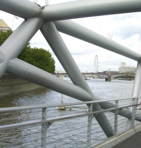 on the Thames going from Tate to Tate ©booksandbuttons