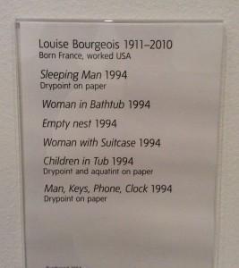 at Tate Modern, London ©booksandbuttons