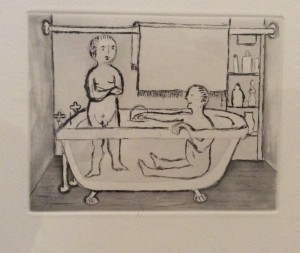 Children in Bathtub by Louise Bourgeois at Tate Modern ©booksandbuttons