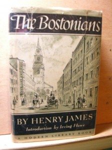 The Bostonians by Henry James 001