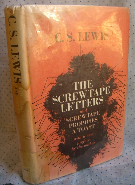"a review of the book the screwtape letters by cs lewis I recently began a study of the book ""the screwtape letters"" by cs lewis with some friends as i first began to read it, i thought, ""i have no clue what this is about""."
