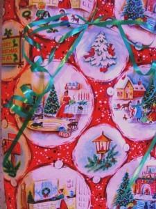 Christmas memoir 001