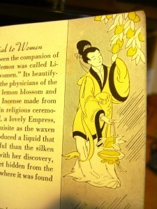 """Li Mung""--beneficial to women . . .©booksandbuttons"