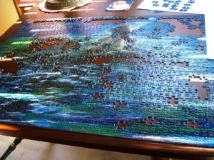 mermaid puzzle 012