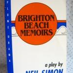 Brighton Beach Memoirs by Neil Simon 002