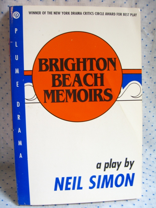 an analysis of the characters in brighten beach memoirs by neil simon The belfry proudly announces auditions for brighton beach memoirs by neil simon eugene jerome, standing in for the author, is the narrator and central character.