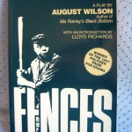 Fences by August Wilson 003