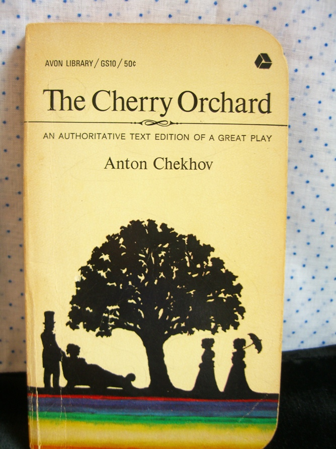 chekhovs the cherry orchard A synopsis of the play by anton chekhov  to all the family it is quite  unthinkable that they should lose the wonderful cherry orchard whose white  blooms are.