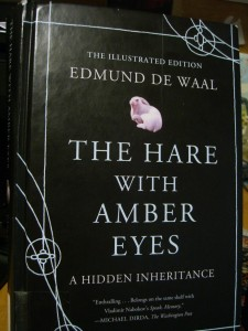 the hare with amber eyes de Waal 002