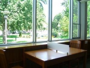 at Crandall Library