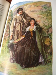 from Lorna Doone by R.D.Blackmore