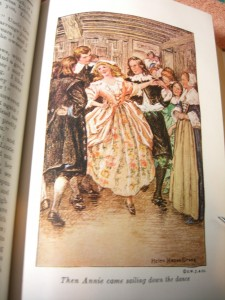 from Lorna Doone by R.D.Blackmore illus by Helen Mason Grose