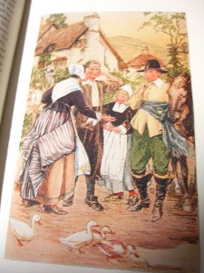 illus by Helen Mason Grose for Lorna Doone by R.D.Blackmore