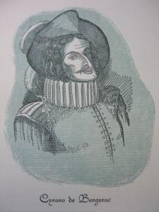 Cyrano de Bergerac by Paul McPharlin Peter Pauper edition