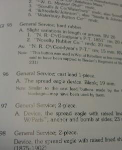 from Albert text describing some General Buttons