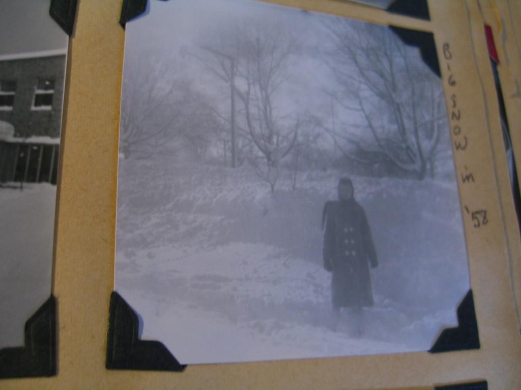 Oswego blizzard of '58