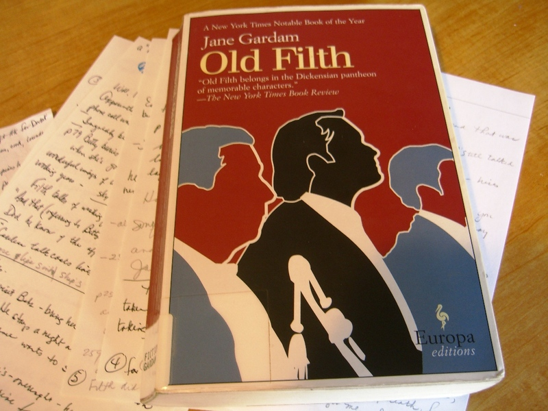 Amazon book old filth jane